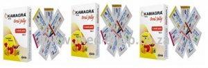 Kamagra Oral jelly 3 Boxes/21 Sachets