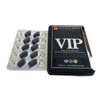 VIP male sexual stimulant (10 tabs and 10 caps)