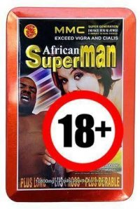 African Superman Sex Tablets