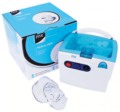 mx® Easy-Breathe Compresor Nebuliser