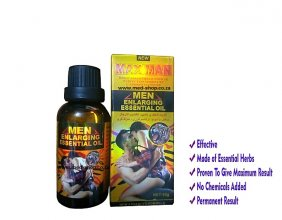 MaxMan Men Enlarging Essential Oil 40g
