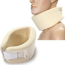 Soft Neck Support Protector Brace- Cervical Collar Large