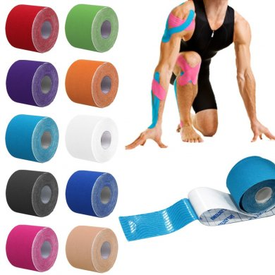 ULTIMATE PERFORMANCE KINESIOLOGY TAPE (50MM X 5M ROLL)