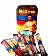 MaxMan male enhancement coffee
