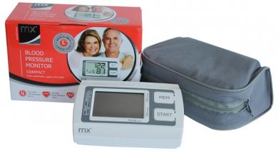 mx® Compact Blood Pressure Monitor