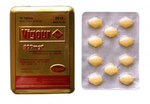 Vigour 800 Super Male Capsules 800mg