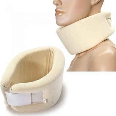 Soft Neck Support Protector Brace- Cervical Collar Small