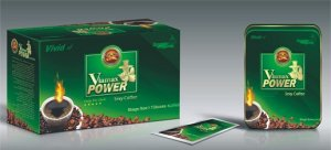 Viamax Power Sexy Coffee Sex Stimulant For Men - 8 Sachets