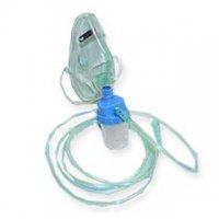 DISPOSABLE NEBULIZING OXYGEN MASK -Adult