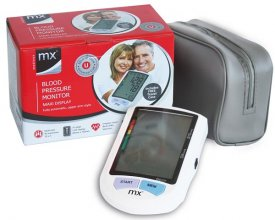 mx® Maxi Display Blood Pressure Monitor
