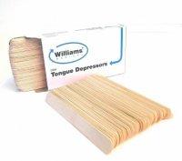 100 Wooden Spatulas tongue depressors