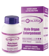 MEDeENLARGE Male Organ Enlargement 30 capsules