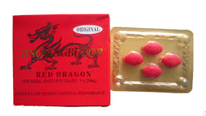 Original Red Dragon Male Tab